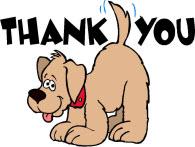 thank you dog sm